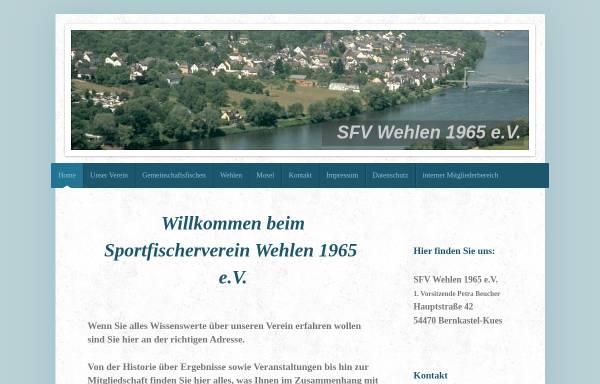 Vorschau von sportfischer-wehlen.de, Sportfischerverein Wehlen 1965 e.V.