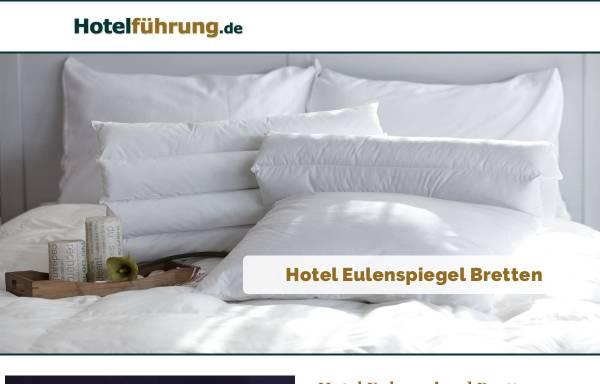 Vorschau von www.hotel-eulenspiegel.de, Hotel Eulenspiegel