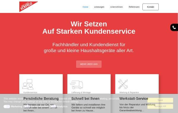 Vorschau von www.elektro-eckfeld.de, Elektro Eckfeld