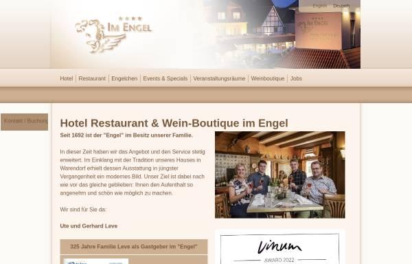 Vorschau von www.hotel-im-engel.de, Im Engel