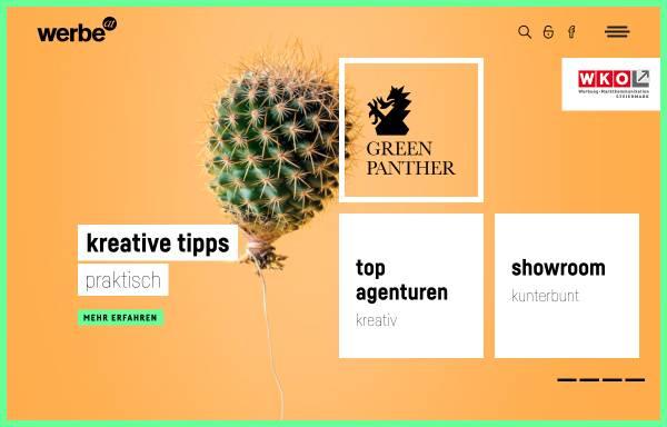 Vorschau von www.werbe.at, Fachgruppe Werbung - Wirtschaftskammer Steiermark