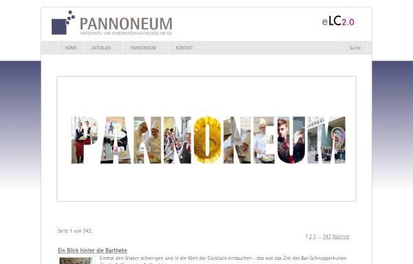 Vorschau von www.pannoneum.at, Pannoneum Neusiedl am See