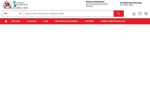 Vorschau von www.mein-buchladen.de, Die Bücher Mühlheim