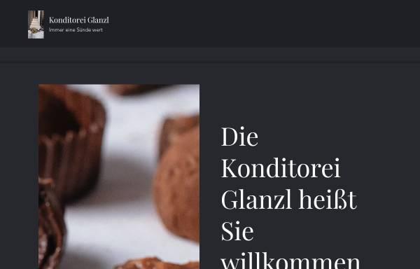 Vorschau von www.konditorei-glanzl.at, City Cafe - Gerhard Glanzl GmbH