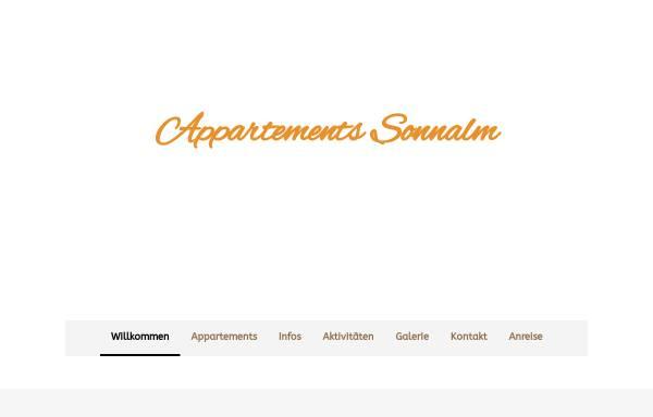 Vorschau von www.ferienwohnung-ehrwald.com, Haus Sonnalm