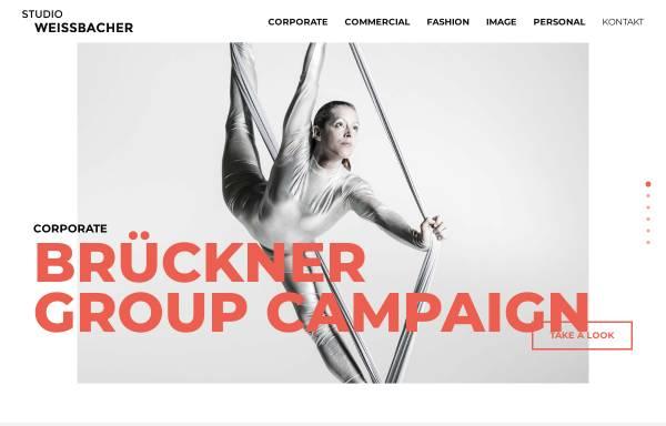Vorschau von studio-weissbacher.com, Fotostudio Weissbacher