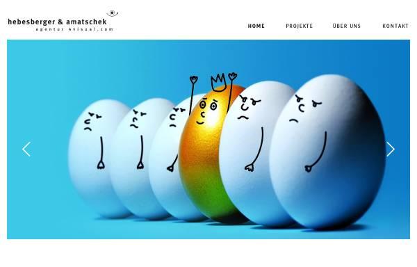 Vorschau von www.4visual.com, Werbeagentur 4visual.com