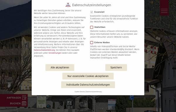 Vorschau von www.hotel-lamm.at, Hotel Lamm