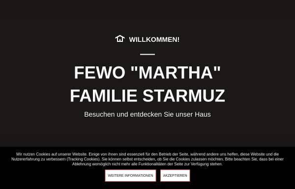 Vorschau von www.fewo-starmuz.at, Ferienwohnungen Martha und Valentin Starmuz