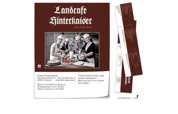 Vorschau von www.hinterkaiser.at, Gasthof Hinterkaiser in St. Johann in Tirol
