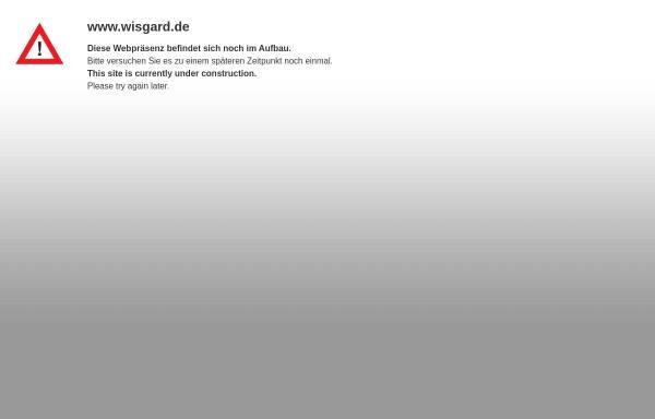 Vorschau von www.wisgard.de, Schnecken im Aquarium