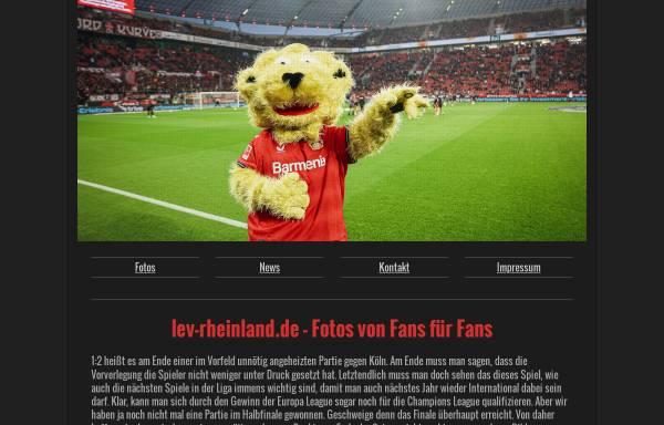 Vorschau von www.lev-rheinland.de, Lev Rheinland