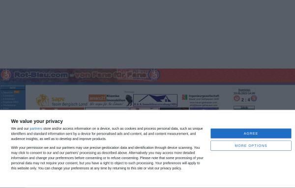 Vorschau von www.rot-blau.com, rot-blau.com