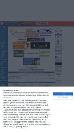 Vorschau der mobilen Webseite www.rot-blau.com, rot-blau.com