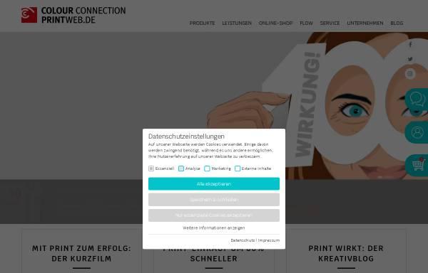 Vorschau von www.printweb.de, Printweb Digitaldruck