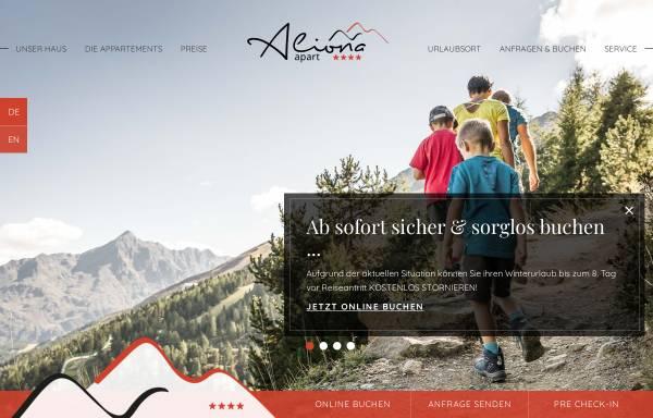 Vorschau von www.kuehtrain.at, Pension Kühtrainschlucht