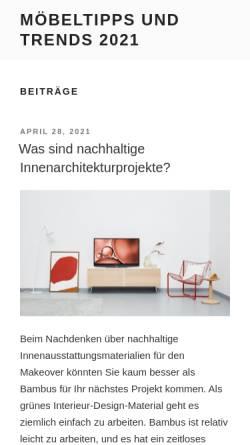 Vorschau der mobilen Webseite www.gabriela-kohlenberg.de, Kohlenberg, Gabriela (MdL)