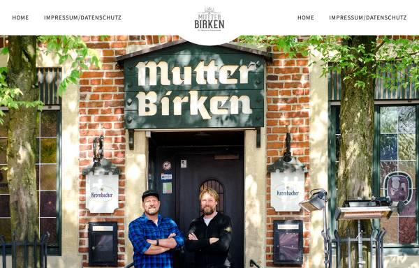 Vorschau von www.mutter-birken.de, Mutter Birken