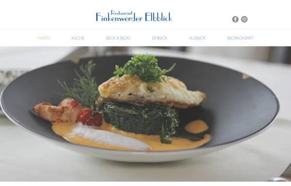 Vorschau von www.finkenwerder-elbblick.de, Finkenwerder Elbblick
