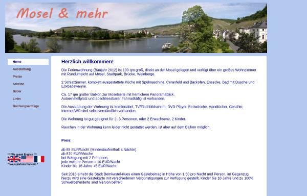 Vorschau von www.ferienwohnung-reber.de, Ferienwohnung Christa Reiber
