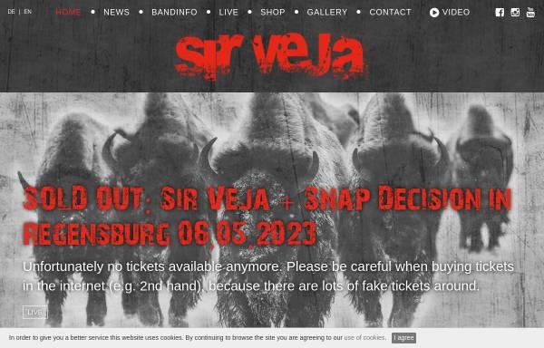 Vorschau von www.sirveja.de, Sir Veja