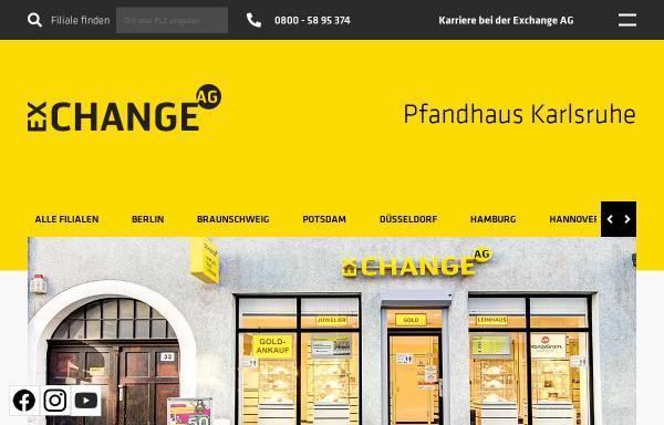 Vorschau von www.pfandhausbauer.de, Pfandhaus Bauer