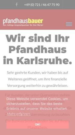 Pfandhaus Bauer