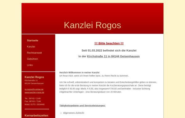 Vorschau von www.kanzlei-birnkammer.de, Birnkammer & Rogos