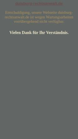 Gerd Meier Und Ulrike Meier Rechtsanwälte Und Notar Duisburg Hamborn