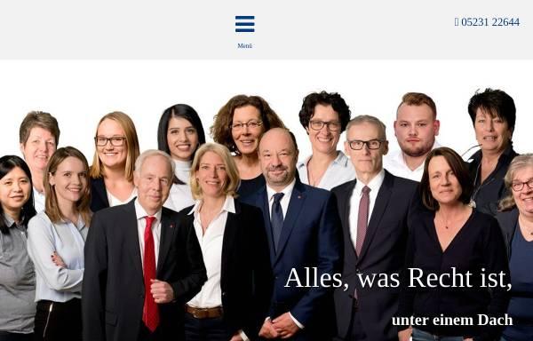 Vorschau von www.kanzleitoelle.de, Tölle und Tölle, Rechtsanwaltskanzlei