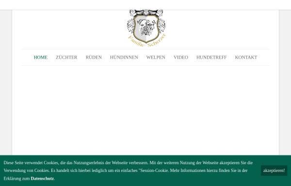 Vorschau von www.wallensteins-bulldogs.de, Wallenstein`s English Bulldogs