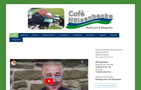 Vorschau von www.huelsenbecke.de, Von der Hülsenbecke