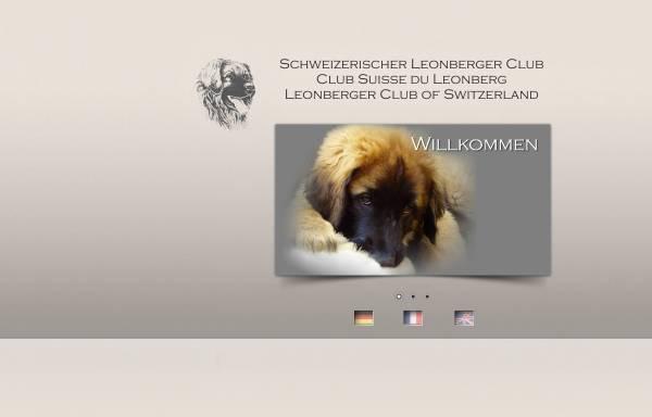 Vorschau von www.leonberger.ch, Schweizerischer Leonberger Club