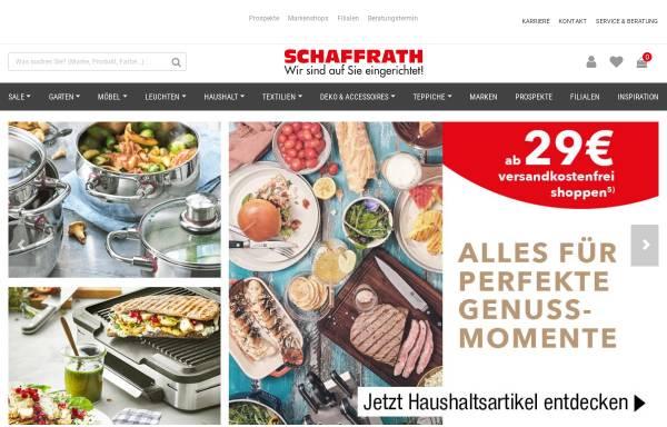 Vorschau von www.schaffrath.com, Friedhelm Schaffrath GmbH & Co. KG