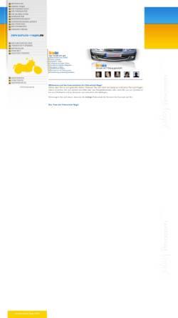 Vorschau der mobilen Webseite www.fahrschule-nagel.de, Fahrschule Nagel