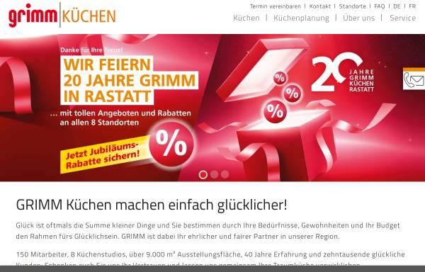 GRIMM Küche & Wohnen GmbH in Karlsruhe: Handel, Wirtschaft grimm ...