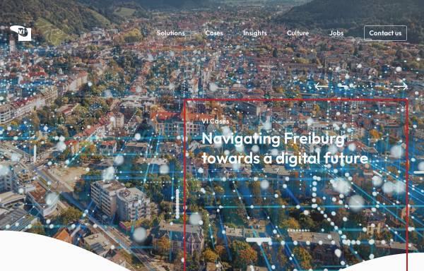 Vorschau von www.virtual-identity.com, Virtual Identity AG