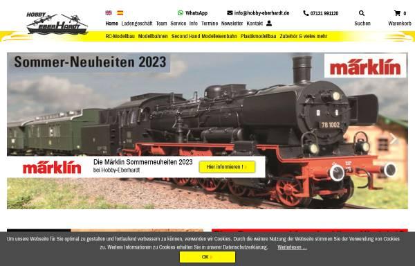 Vorschau von www.hobby-eberhardt.de, Hobby Eberhard