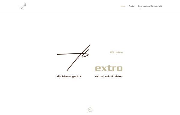 Vorschau von www.extro.de, Martin Heine, Extro Internetdienste