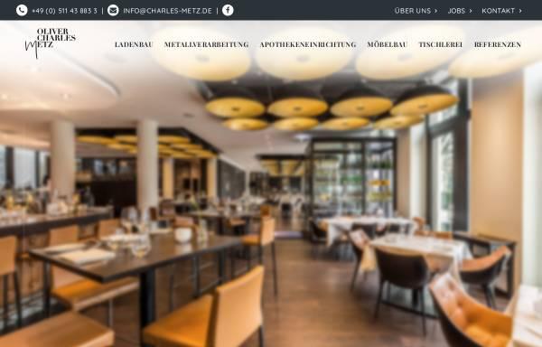 Vorschau von www.charles-metz.de, Oliver Charles Metz GmbH