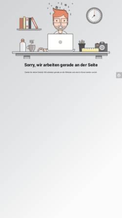 Vorschau der mobilen Webseite www.schaffhausen.de, Schaffhausen Communication Group GmbH