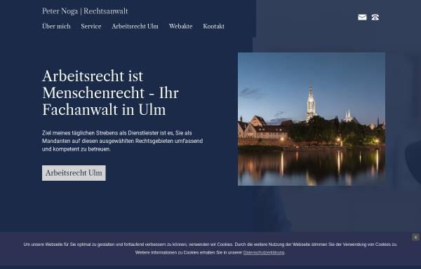 Vorschau von www.rechtsanwalt-noga.de, Noga, Peter, Rechtsanwalt