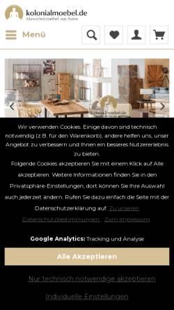 Kolonial Living In Stuttgart Möbel Haus Und Garten Onlineshops