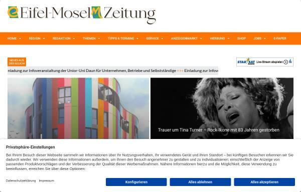 Vorschau von www.eifelzeitung.de, Eifel-Zeitung