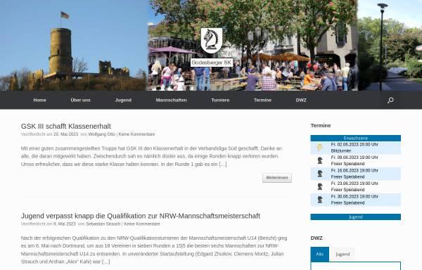 Vorschau von www.godesbergersk.de, Godesberger Schachklub 1929 e.V.