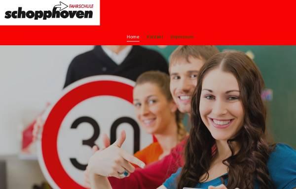 Vorschau von www.fahrschule-maas-gerhards.de, Fahrschule Maas-Gerhards