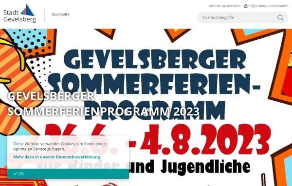 Vorschau von www.gevelsberg.de, Gevelsberg