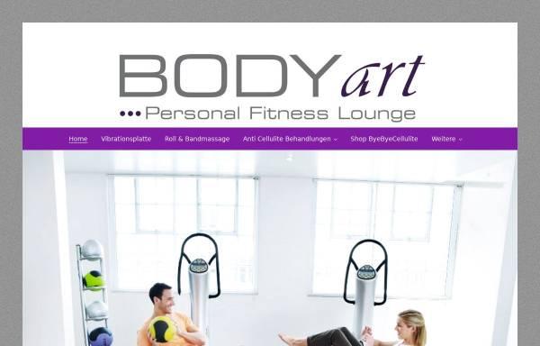 Vorschau von www.body-art-essen.de, Body Art Fitnessstudio