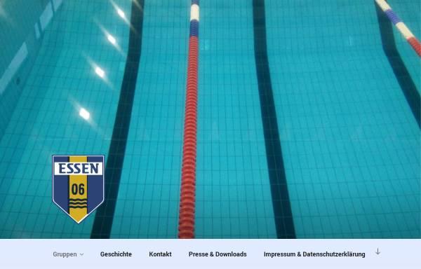 Vorschau von www.essen06.de, Essener Schwimmverein 1906 e.V.