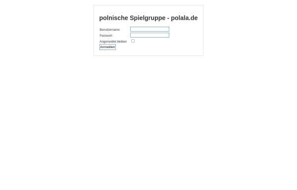 Vorschau von www.polala.eu, Polala